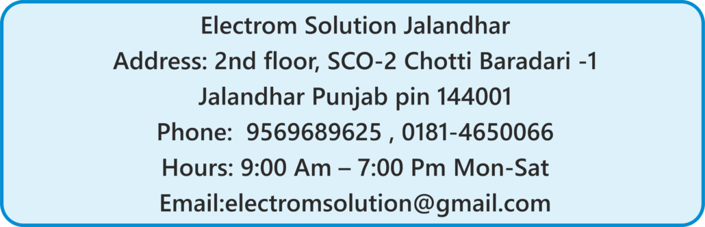 Industrial Automation in jalandhar, Industrial Automation in Himachal, industrial automation PLC Training | Industrial Automation electrom solution adress